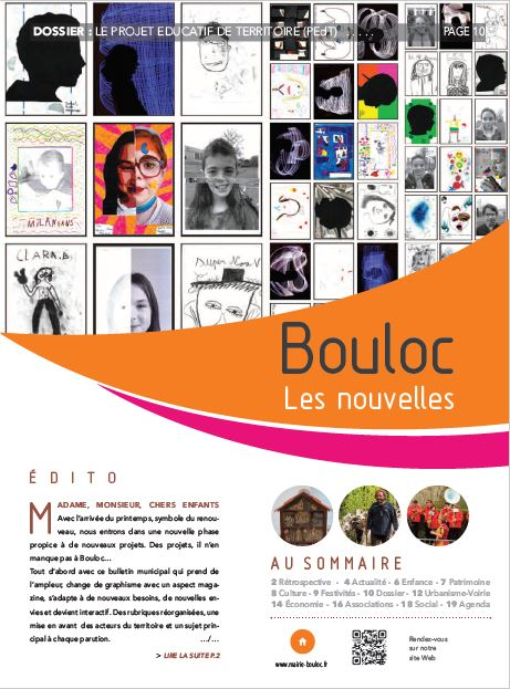 bulletin municipal 88 avril 2019